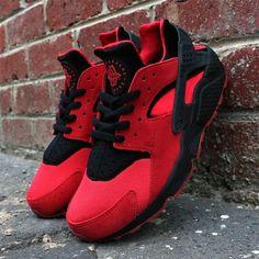 #Nike Air Huarache Love and Hate Pack #sneakers