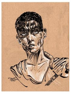 Furiosa by Terrence Brown