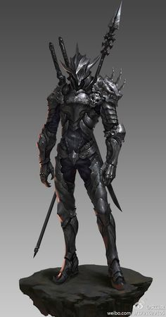Dragon knight armor
