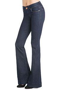 $189 Bell Bottom Jeans For Women   J Brand