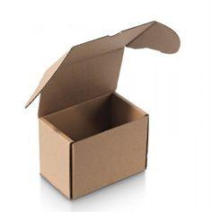 Caja postal con cierre
