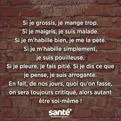 Favorite Quotes, Best Quotes, Words Quotes, Life Quotes, Simply Life, Quote Citation, Motivational Messages, French Quotes, Some Words