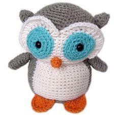 Amigurumi Patterns Wordpress : Crochet Amigurumi - Owl on Pinterest Crochet Owls ...
