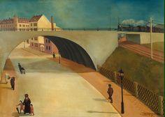 Bridge 1922 Wilhelm Lachnit