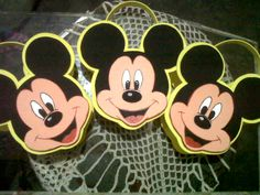 Dulceros Mickey Mouse