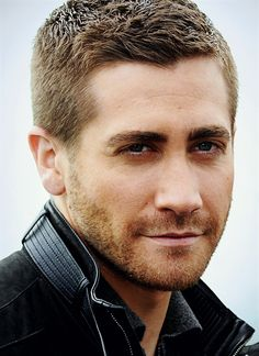 Jake with ginger beard!
