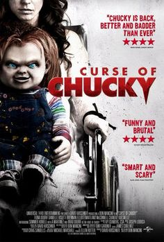 Curse of Chucky - Mini Print