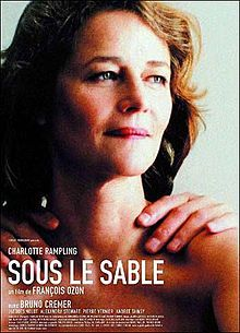 Sous Le Sable - Under the Sand -French, dir. Francois Ozon - starring Charlotte Rampling