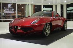 Alpha Romeo Disco Volante