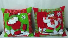 christmas pillow - Поиск в Google