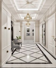 From marble slabs to mosaic patterns, discover the top 50 best entryway tile ideas. Explore rustic to modern foyer flooring design inspiration. of hallway ideas ideas modern entryways ideas storage ideas long Apartment Interior Design, Interior Decorating, Interior Ideas, Modern Foyer, Modern Decor, Modern Entrance, Foyer Flooring, Apartment Entrance, Duplex Apartment