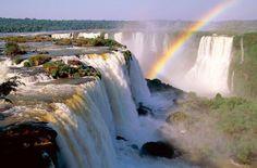 Sljapko Lokic AM - Community - Amazing Places to See (Discussion) Cataratas do Iguaçu Iguazu Falls - Location Argentina Beautiful Waterfalls, Beautiful Landscapes, Natural Waterfalls, Famous Waterfalls, Beautiful Places, Beautiful Pictures, Amazing Places, Amazing Photos, Beautiful Gif