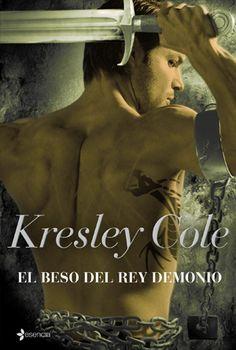 Kresley Cole, El Beso del Rey Demonio http://www.vibraciones.net/