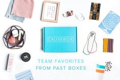 CAUSEBOX™ | Better Products for a Better World