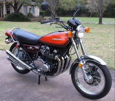 1973 Kawasaki - Everything About Japanese Cars 2020 Triumph Motorcycles, Suzuki Motorcycle, Vintage Motorcycles, Custom Motorcycles, Motocross, Motorcross Bike, Kawasaki 900, Kawasaki Motorcycles, Ducati