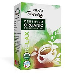 Girnar Teasutra Certified Organic Darjeeling Black Tea 35 Ounce Packet ** Want to know more, click on the image.