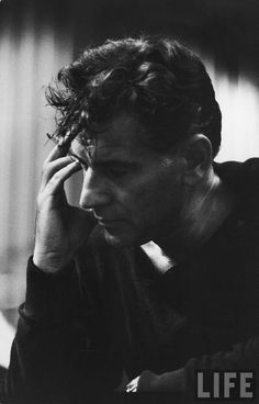 """""""This will be our reply to violence: to make music more intensely, more beautifully, more devotedly than ever before.""""(leonard bernstein)"""