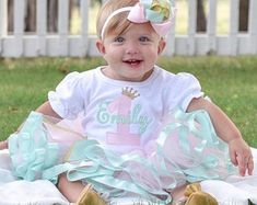 Pink and gold first birthday outfit girls Gold First Birthday Outfit, Pink And Gold, First Birthdays, All Things, Girl Outfits, Ruffle Blouse, Pretty, Girls, Handmade