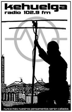 Ke Huelga: Desde las ondas libres: ALERTA ROJA. ataque a la libertad de expresión y a los medios libres