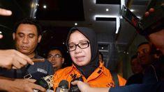 rakyatindependen.com KPK Tetapkan Wakil Ketua Komisi VII DPR Eni Maulani Saragih sebagai Tersangka