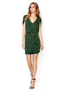 Jersey Printed Blouson Dress by T Bags at Gilt