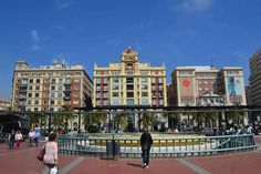 Un paseo por Málaga. Primera parte.