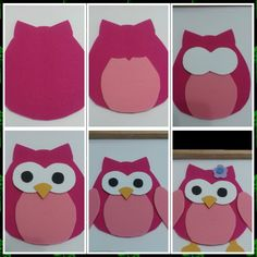 Ideas for baby shower centros de mesa buho Felt Crafts Diy, Owl Crafts, Crafts For Kids, Owl Sewing Patterns, Owl Shower, Shower Ideas, Owl Birthday Parties, Owl Parties, Baby Owls