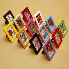We are excited to announce the arrival of Pick-A-Color Wood...! Head over to our store to purchase! http://www.dazzlestudios.net/products/pick-a-color-wooden-picture-frame?utm_campaign=social_autopilot&utm_source=pin&utm_medium=pin