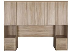 Made from light natural wood, the Florida will add a clean and refreshing look making any room into the perfect bedroom.