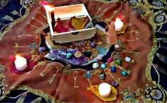 kalaeidoscope-sky:  My malbon altar! i was realy excited about today, me and my boyfriend went to Mont Wright (Stoneham, Quebec, Canad...