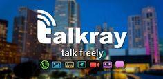 talkray comes on WP