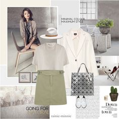 How To Wear Going for natural Outfit Idea 2017 - Fashion Trends Ready To Wear For Plus Size, Curvy Women Over 20, 30, 40, 50