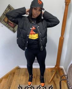 winter outfits for school black girl - DCB TRENDING The Effective Pictures We Offer You About Tomboy Outfit coreanos A quality picture can tell you many things. You can find the most beautiful picture Swag Outfits For Girls, Chill Outfits, Cute Swag Outfits, Cute Winter Outfits, Winter Fashion Outfits, Dope Outfits, Girly Outfits, Fashion Fall, Trendy Outfits