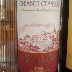 #chianticlassico Terra di Lamole #wine