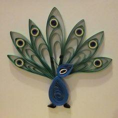 Peacock I made