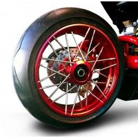 Borrani Wheels M-Ray 6 Ducati Monster 1100 / / EVO - Size Code Spokes Remarks Sprocket 350 x 17 06 32 Ducati 696, Ducati Desmo, Ducati Multistrada 1200, Ducati Scrambler, Monster 1200s, Ducati Monster 1100, Ducati Sport Classic, Biker Gear, Cafe Racer Build