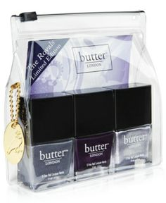 butter LONDON The Royals Limited-Edition Set