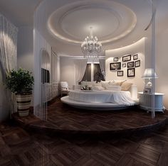 Bedroom Design Ideas – Create Your Own Private Sanctuary Home Room Design, Dream Home Design, Home Interior Design, Design Bedroom, Dream Rooms, Dream Bedroom, Home Decor Bedroom, Bedroom Ideas, Luxury Homes Dream Houses