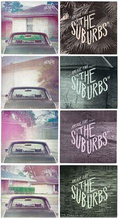 Arcade Fire - The Suburbs by Gabriel Jones