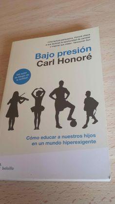 Bajo presión. Carl Honoré World, Bass, Libros