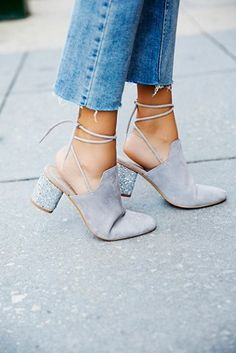FP Collection Sparkler Wrap Mule on ShopStyle