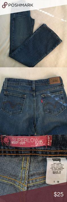 🆕 Levi's Boot Cut Jeans NWOT Boot cut jeans #518 Levi's Jeans Boot Cut