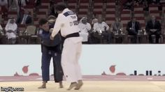 Judo throw The Journey of A Thousand Miles — juji-gatame: Martial arts videos