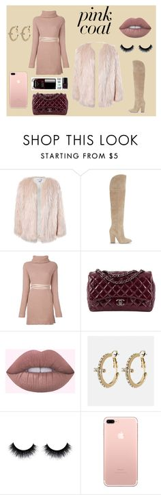"""afternoon with my girls"" by the-ginger-countess on Polyvore featuring mode, Sans Souci, ALDO, Valentino, Chanel et Avenue"
