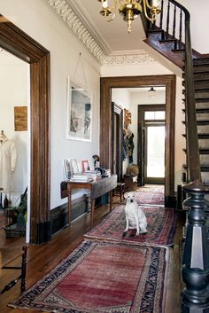 Southern entryways