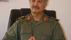 Generál Haftar přijel do Moskvy. Slíbil, že zbaví Libyi teroristů
