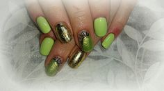 Green and Foil Design