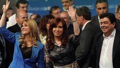 """DESPUES DEL GOLPE EN LA CABEZA SE RECUPERO MAGARIO: """"AHORA DICE QUE HAY QUE VOLVER CON CFK""""   [AUDIO] DESPUES DEL GOLPE EN LA CABEZA SE RECUPERO MAGARIO: ahora dice que hay que volver con CFK Verónica Magario tuvo un giro en su discurso y volvió a pararse en la misma vereda que la ex presidente Cristina Fernandez de Kirchner. En un acto realizado en la sede del PJ de La Matanza la intendenta del distrito más poblado del Conurbano manifestó su apoyo a la ex mandataria y sostuvo En el 2019…"""