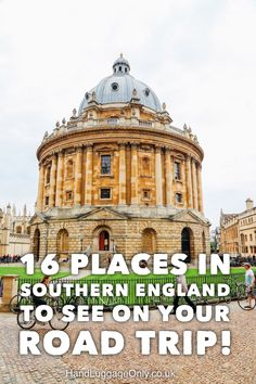 16 Places In The South of England That Are Definitely Worth Seeing On Your Road Trip! - Hand Luggage Only - Travel, Food & Photography Blog