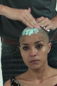 Forced Haircut, Bald Women, Shaving, Crying, Hair Cuts, Action, Photos, Beauty, Hairstyle